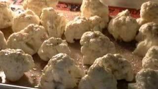 Butter Roasted Cauliflower