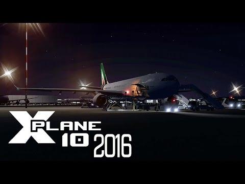 Airbus A330   X-Plane 2016 [Amazing Realism]