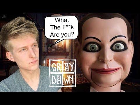 Gray Dawn | A Spooky Horror Game