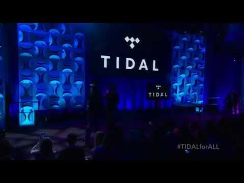 Tidal Live Press Conference Ft. Jay Z, Madonna , Beyonce and Kanye West!