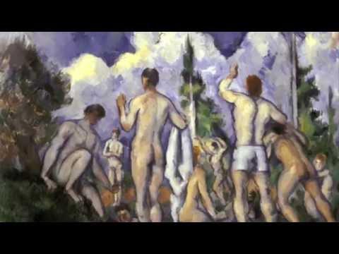 Post-impressionismo. Video interattivo. Paul Cezanne.
