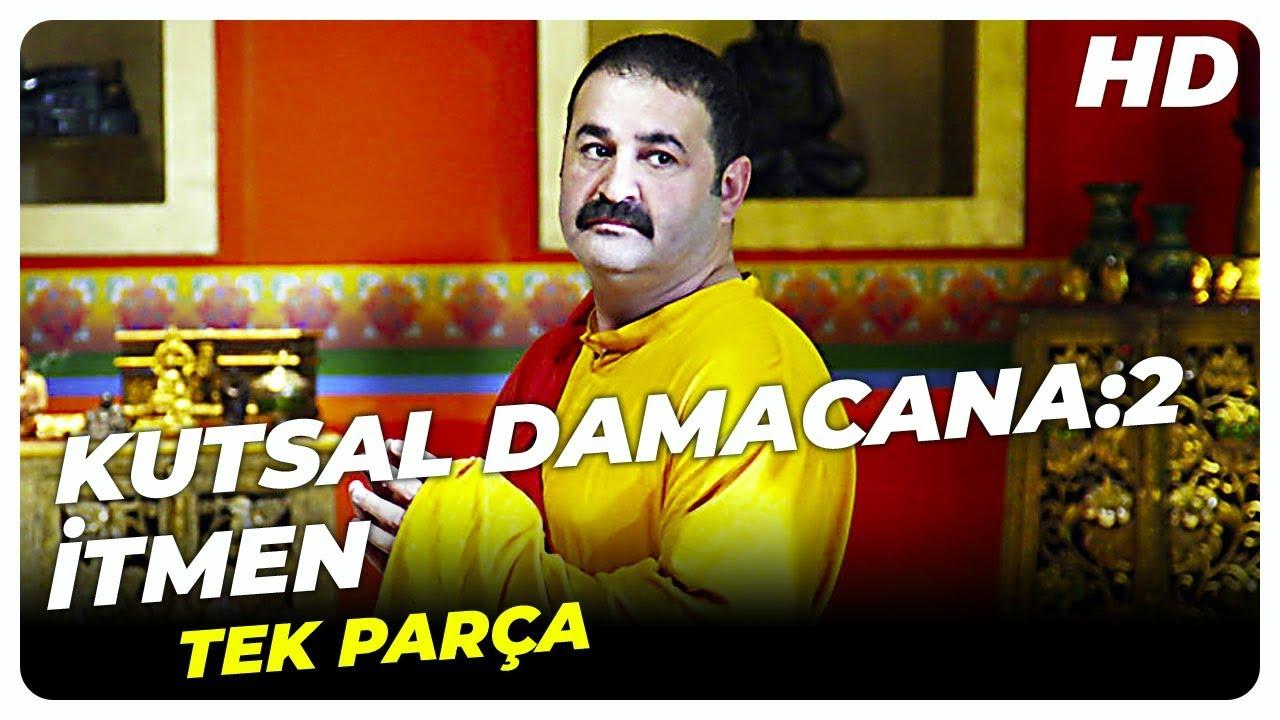 Kutsal Damacana:2  İtmen   Şafak Sezer Türk Komedi Filmi Tek Parça (HD)