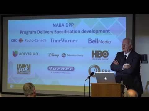 NABA Simplifying Video File Workflow Seminar –  Clyde Smith