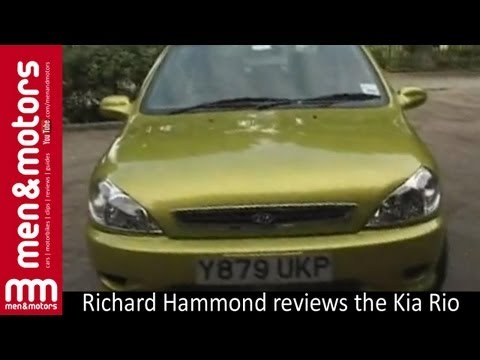Richard Hammond reviews the Kia Rio (2001)