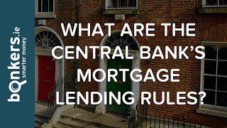 bonkers.ie TV Ep.34: What Are The Central Bank's Mortgage Lending Rules?