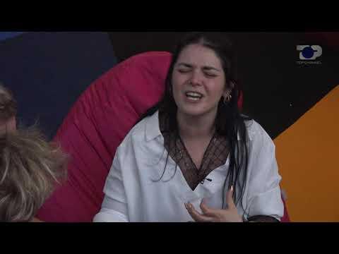 Iliri përlotet teksa Fifi këndon këngën e saj - Big Brother Albania Vip