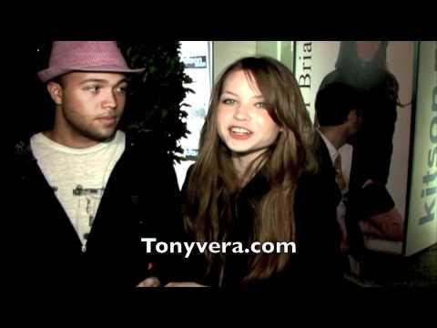 Big love star Daveigh Chase dates older black man