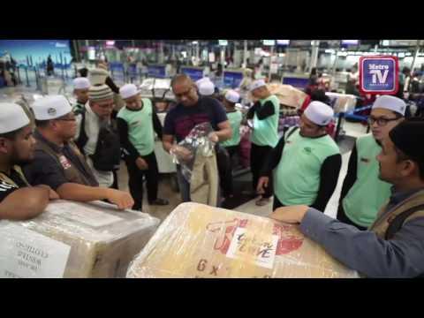 Misi bantuan Syria dah tiba Istanbul