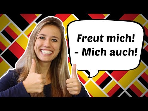 """The 3 Best Ways To Say """"NICE TO MEET YOU"""" In German"""
