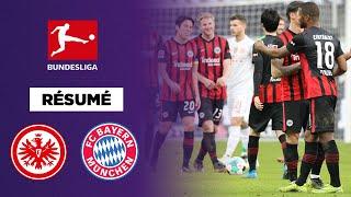🇩🇪 Résumé - Bundesliga : Le Bayern emporté par la tempête Francort !