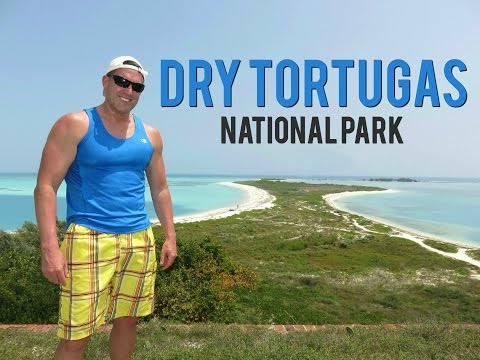 Dry Tortugas National Park - The Complete Experience (Vlog/Park #5)