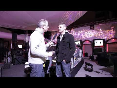DTM-Audi-Werksfahrer Edoardo Mortara im Interview