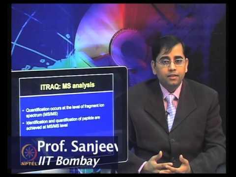 MOOC NPTEL Lecture 16 Mass spectrometry