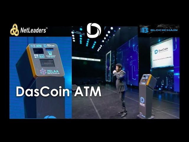 DasCoin ATM Zelaa  - 0% Fees | Buy Cryptocurrency Bitcoin LiteCoin Ethereum | Accept USD, EUR & GBP.