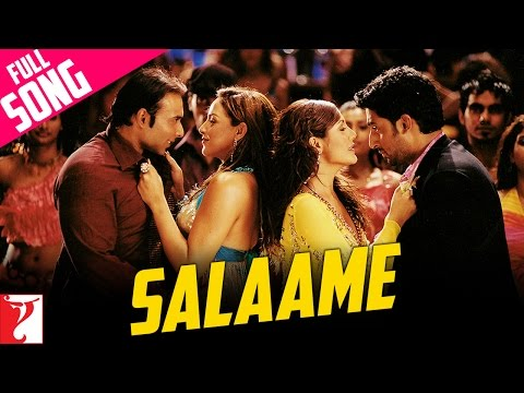 Salaame  Full Song  Dhoom