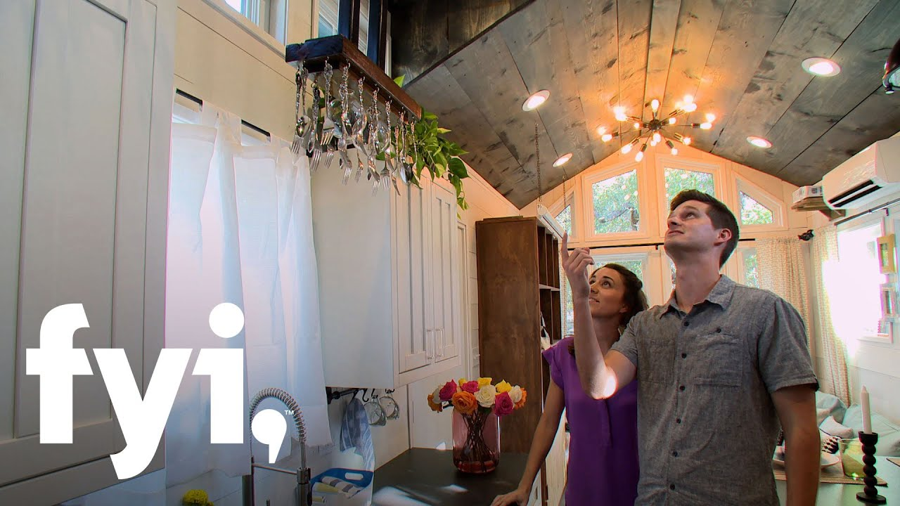 tiny house nation: small and weird in austin | fyi - youtube