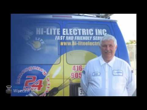 Call Industrial Electrical Contractors Toronto | Best Licensed Electrician in Ontario