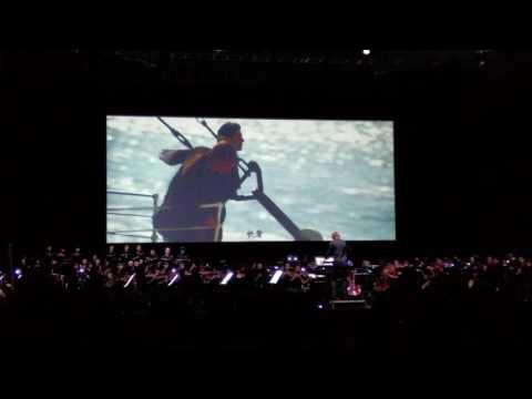 Titanic Live Shanghai - King of the World