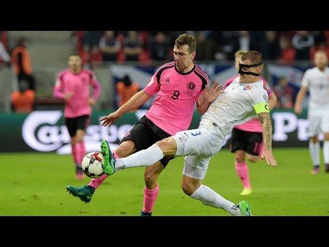 HIGHLIGHTS | Slovakia 3-0 Scotland
