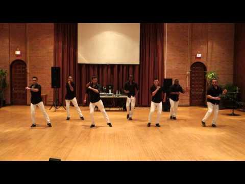 Salero Mens Shines Performance at Salsa Dura Houst