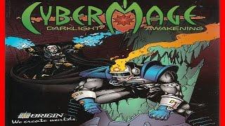 """Cybermage - Darklight Awakening 1995 PC """"Deutsch/German"""""""