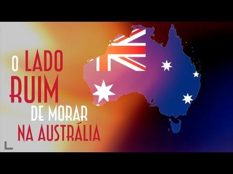 O Lado Ruim de Morar na Australia - EMVB - Emerson Martins Video Blog 2013