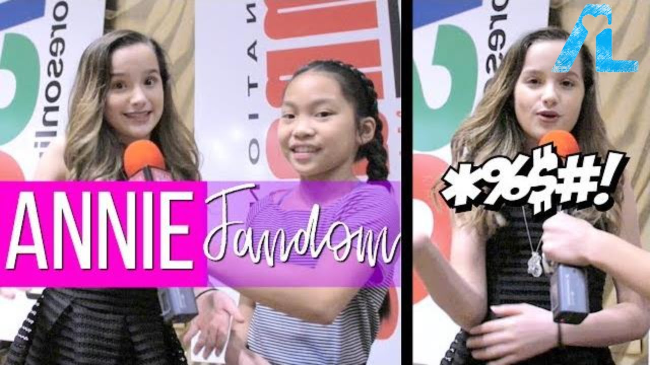 Annie Leblanc Calls Her Bratayley Fans This Interview Youtube