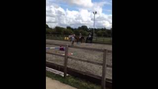 My first group lesson xx riding masie