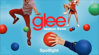Spotlight | Glee [HD FULL STUDIO]