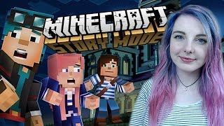 Murder Mystery | Minecraft Story Mode(Please *boop* the like button to support my channel :) I decided to share my play through of this episode of Minecraft Storymode with you because I'm in it! Woo!, 2016-06-09T23:59:54.000Z)