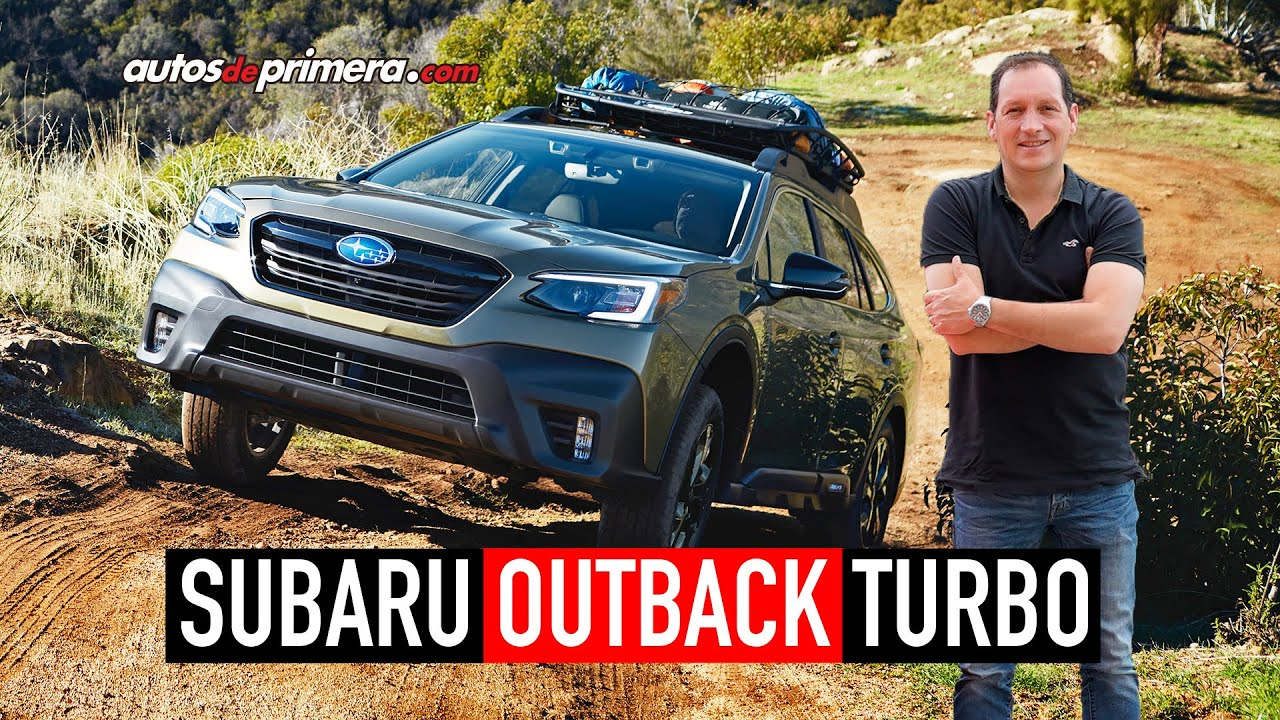 2021 Subaru Outback Turbo Hybrid New Concept