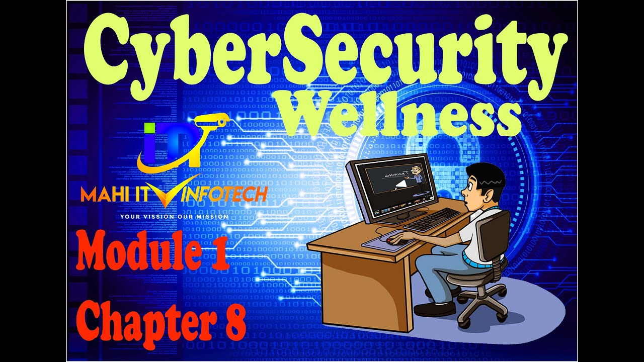 Cyber Security Wellness Module 1 Chapter 8
