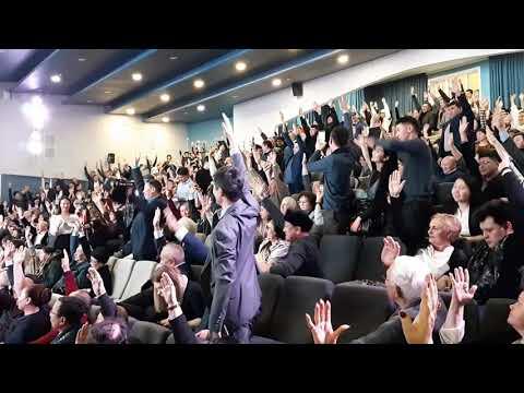 Голосование за переименование улиц Караганды 13 января 2020 в Доме дружбы
