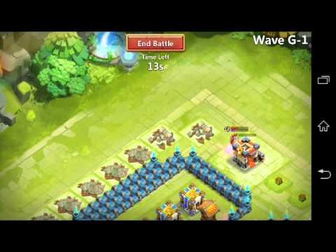 Castle Clash Base For Hbm G Th 16