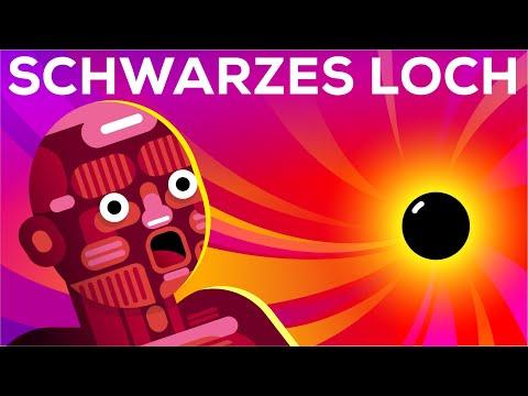 Was Passiert Wenn ein Winziges Schwarzes Loch Neben Dir Auftaucht?