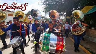 OAXAPENS - Sentimiento Muertero, Nacidos Para ser Salvajes, Carnavalesco - Calenda Huitzo Etla 2019