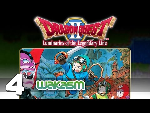 Dragon Quest II: Luminaries of the Legendary Line - Part 4 -  Around the world I go!