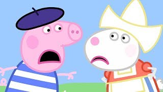 Peppa Pig en Español Episodios completos | Regreso al colegio | Pepa la cerdita