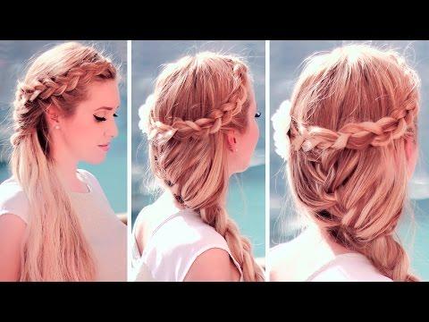 boho-chic-hairstyles:-dutch-crown-braid-with-a-french-mermaid-hair-tutorial