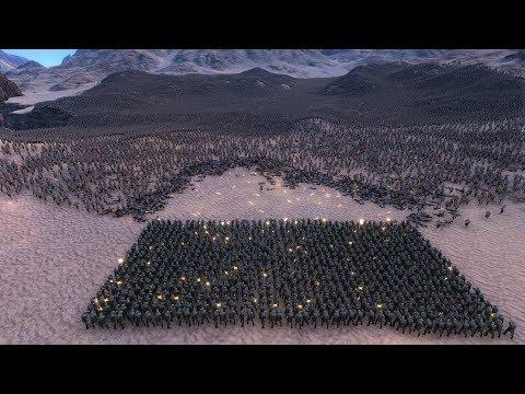 1.000 GERMAN SOLDIERS vs 40.000 PERSIANS - Ultimate Epic Battle Simulator