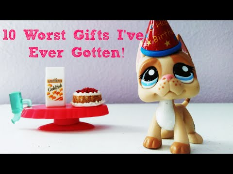 LPS: 10 Worst Gifts I've Ever Gotten!