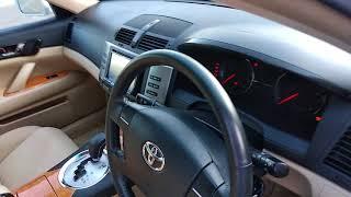 оБЗОР Toyota Mark X 2006 г.в.  СУПЕР ЦЕНА.. 270 тыс руб!! ОРИГИНАЛЬНЫЙ ПРОБЕГ 39 тыс км!