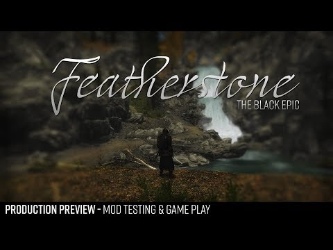 Featherstone: Production Preview - Mod Testing & Game Play