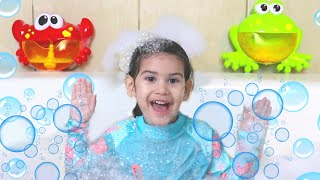Bath Song + More Nursery Rhymes Song for Kids