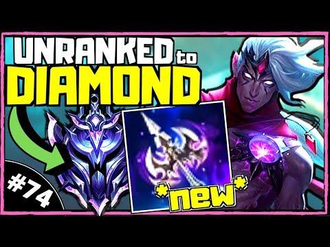 *NEW* Korean Varus Build | Unranked To Diamond ADC [Ep. 74] | League Of Legends (Season 10)