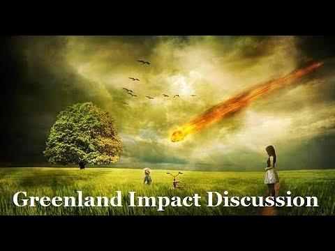 Greenland Impact Discovered -  Immanuel Velikovsky - Younger Dryas - Comet Enki - Mass Extinction