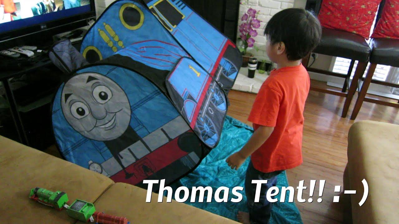 Thomas Vehicle Playhouse Tent - Thomas u0026 Friends Kiddie Playhouse Tent & Thomas Vehicle Playhouse Tent - Thomas u0026 Friends Kiddie Playhouse ...