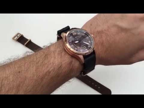 Avi-8 Hawker Hurricane Battle of Britain Watch Review
