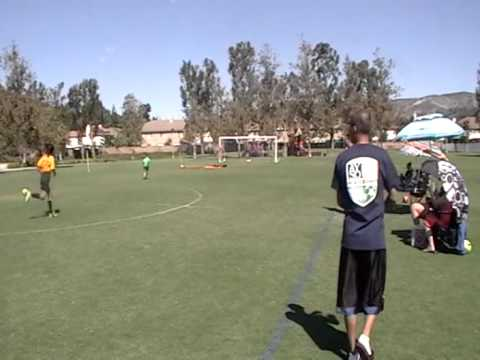 Kristine Tran # 8 Soccer