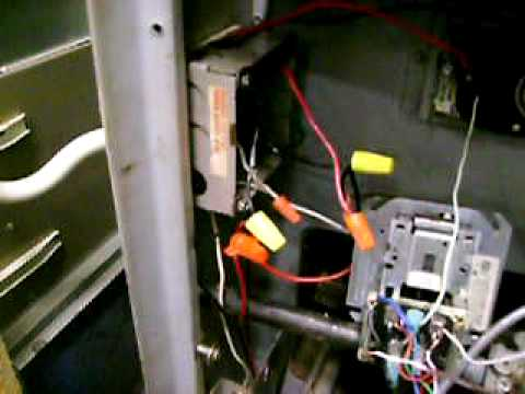 wiring a gas furnace 2 - YouTube